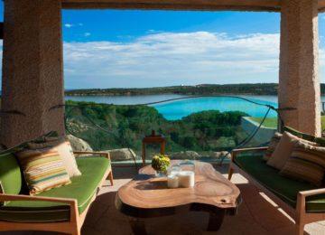 Villa Janas mit zwei Schlafzimmern©Hotel Pitrizza