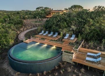 Pool©Ukhozi Lodge