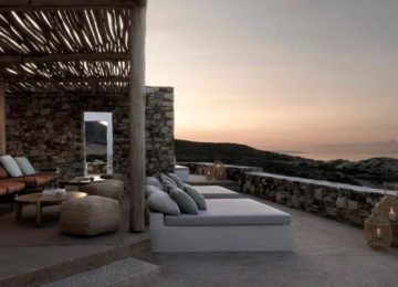 Europa – Griechenland, Antiparos, The Rooster Wellness & Lifestyle Resort