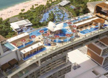 Lounge by the Sky Pool ©The Royal Atlantis Resort & Residences Dubai