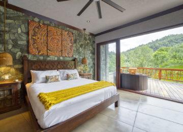 Vally Stream Lodge Dschungel©Room