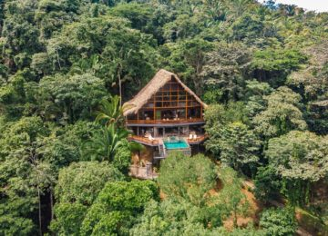 Vally Stream Lodge Dschungel