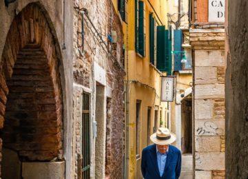 Venedig Szene ©Antoine Starwood