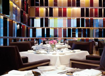 Vetro Restaurant © The Oberoi Mumbai