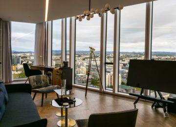 Tower Suites Hotel, Reykjavik