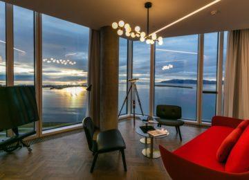 Hotel Tower Suites, Reykjavik