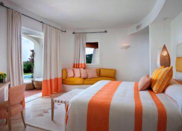 Villa Giada Schlafzimmer©Hotel Romazzino