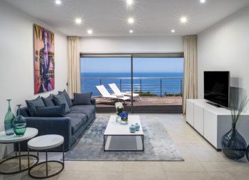 Villa Mar Azul Living room