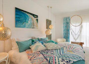 Villa Hibiscus Beach House Masterbedroom