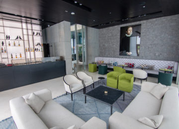 Vinesse Bar _The Oberoi Beach Resort Al Zorah Ajman