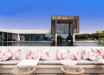 Vinesse Restaurant Alfresco Dining _The Oberoi Beach Resort Al Zorah