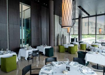 Vinesse Restaurant _The Oberoi Beach Resort Al Zorah Ajman
