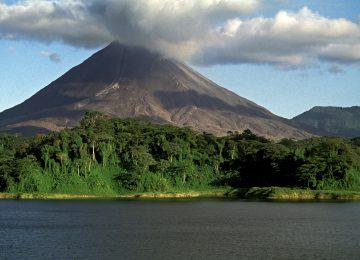 Volcano Arenal,Luxusreise in Costa Rica
