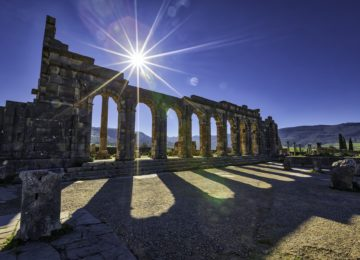 Ruins of Volubilis (HDRi)