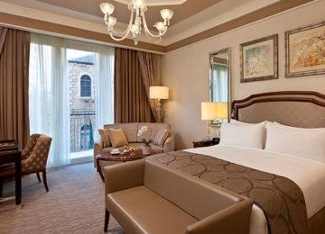 Waldorf Astoria Jerusalem King Deluxe