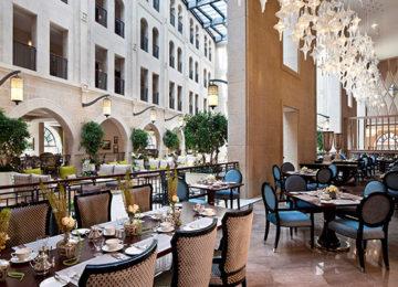 Waldorf Astoria Jerusalem Palace Restaurant