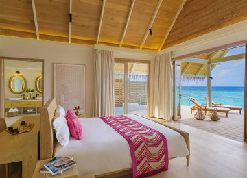 Water_Pool_Villa_Bedroom©Milaidhoo Maldives