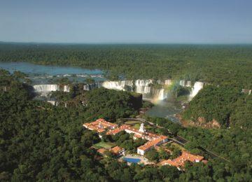 Waterfall©Belmond Hotel das Cataratas