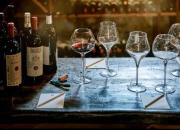 Wine tasting©COMO Castello del Nero