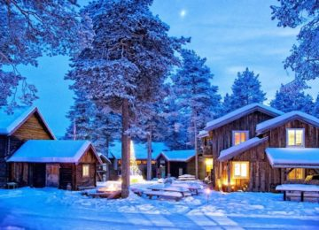 Winter©Herangtunet Boutique Hotel Norway