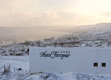 Winter©Hotel Føroyar