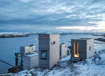 Winter_The Arctic Hideaway Norwegen