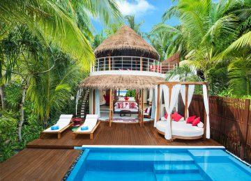Wonderful Beach Oasis Exterior©WMaldives