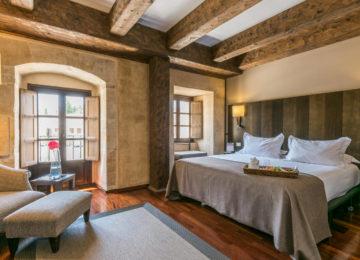 Zimmer©Hotel Palacio San Estaban Salamanca