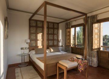Zimmer©Hotel Parador de Toledo Extremadura Spanien