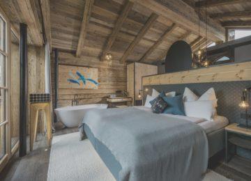 Zimmer©Senhoog Chalet GipfelKreuzLiebe