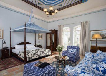 Suite Beispiel American Colony Hotel Jerusalem