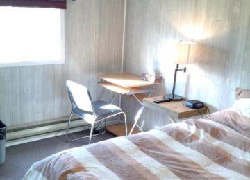 Zimmer mit Queensize-Bett©Bear Country Inn