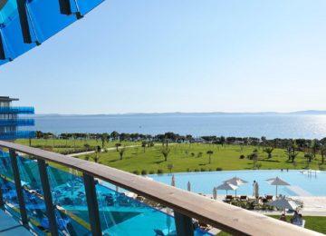 Zimmerblick aufs Meer©Falkensteiner Hotel & Spa Iadera, Punta Skala
