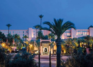 La Mamounia Select Luxury Travel Luxusreise