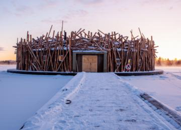 Artic Bath, Schweden Lappland