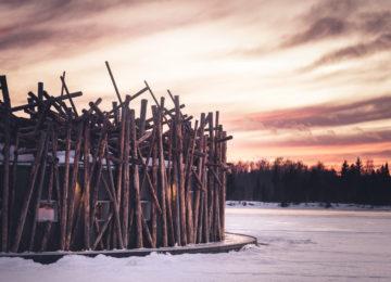 Arctic Bath Schweden©Photo Daniel Holmgren