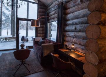 Arctic Retreat Schwedisch Lappland