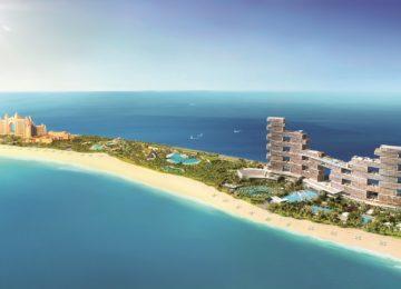 Atlantis Dubai und Aquaventure Dubai ©The Royal Atlantis Resort & Residences Dubai