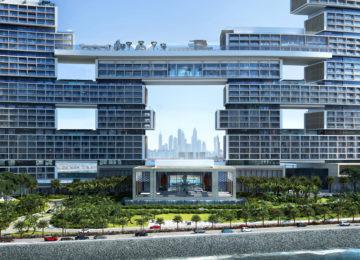 Außenbereich ©The Royal Atlantis Resort & Residences Dubai