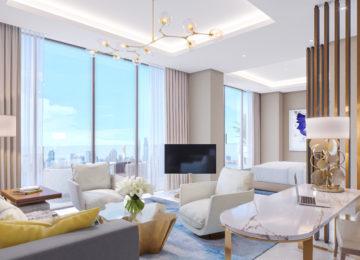 Skyview Suite ©The Royal Atlantis Resort & Residences Dubai
