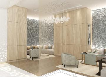 Innenbereich des Hotels ©The Royal Atlantis Resort & Residences Dubai