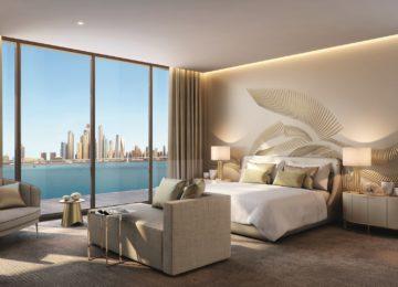 Luxus Schlafzimmer ©The Royal Atlantis Resort & Residences Dubai