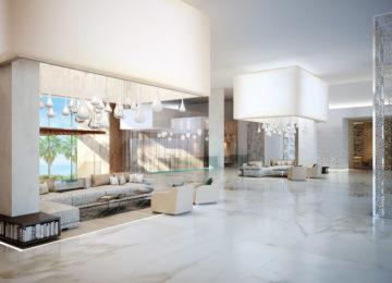 Lobby ©The Royal Atlantis Resort & Residences Dubai