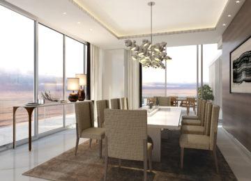 Penthouse Dining ©The Royal Atlantis Resort & Residences Dubai