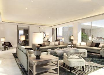 Penthouse ©The Royal Atlantis Resort & Residences Dubai