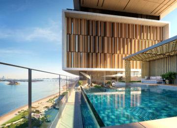 Sky Court Suite, Pool ©The Royal Atlantis Resort & Residences Dubai