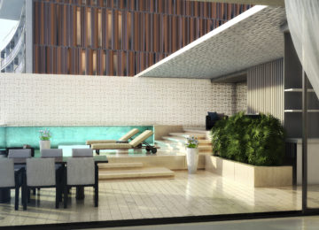 Sky Court Suite ©The Royal Atlantis Resort & Residences Dubai