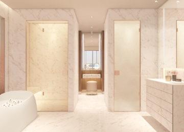 Badezimmer ©The Royal Atlantis Resort & Residences Dubai