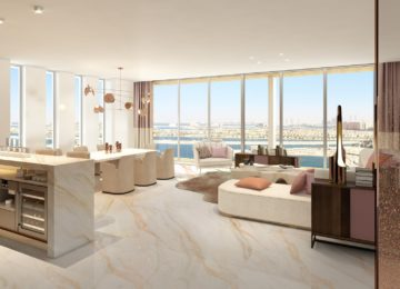 Wohnbereich ©The Royal Atlantis Resort & Residences Dubai