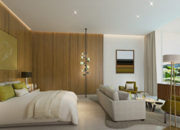 Schlafzimmer ©The Royal Atlantis Resort & Residences Dubai